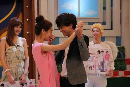 陈晓东上《康熙来了》 王凯蒂见偶像尖叫痛哭