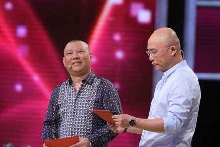 综艺节目《非常了得》开播两周年 老郭现场