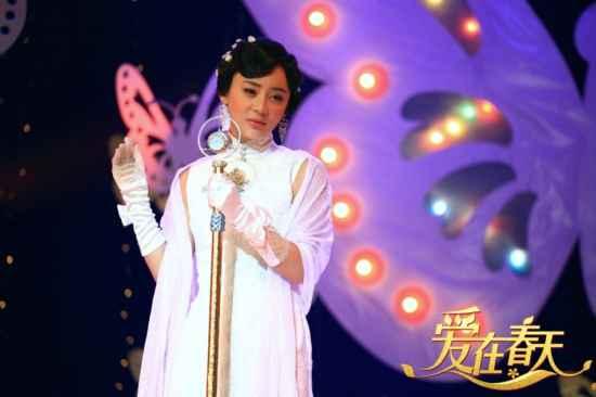 电视剧《爱在春天》结局将至 袁姗姗:我能扛得住