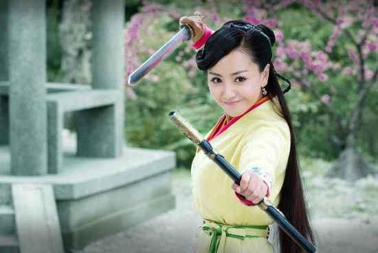 新版电视剧《笑傲江湖》将播 杨蓉演清纯小师妹