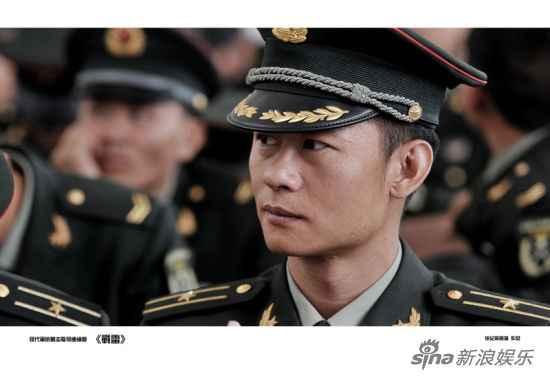 电视剧《战雷》完善收官 李健成军旅戏宠儿