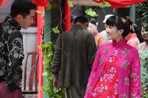 《第九个寡妇》收视飘红 叶璇首当制片开门红