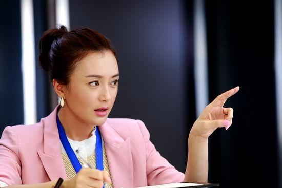 秦岚解读电视剧《非缘勿扰》:恐婚有理 非诚勿扰