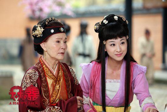 电视剧《天天有喜》腹黑婆婆惹争议 穆婷婷过招归亚蕾