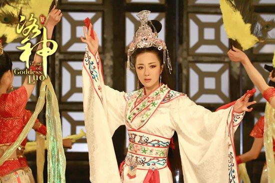 电视剧《新洛神》江苏卫视热播 被指越来越虐