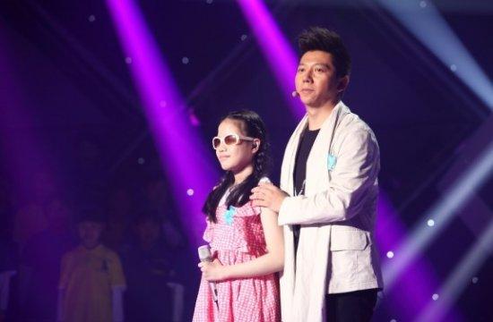 综艺节目《中国新声代》收官 10岁影后李馨巧遗憾败北