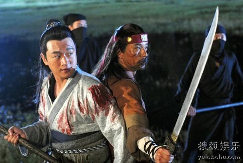 电视剧《龙门镖局》关照现实 佟大为杨皓宇演绎主雇