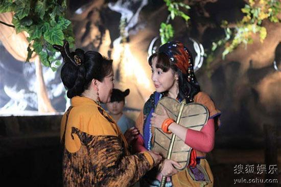 电视剧《搜神记》将登芒果台 陈美行引爆夏日狂潮