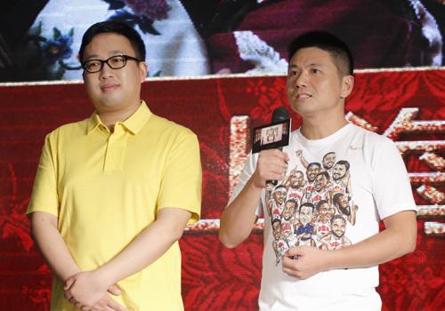 电影《宫锁沉香》上海首映 于正:郭敬明不是敌人