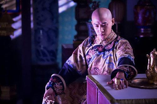 电影《宫锁沉香》皇帝首秀 陆毅展现铁血帝王范儿