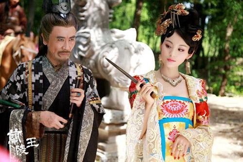 电视剧《兰陵王》收视火爆 毛林林被骂滚出娱乐圈