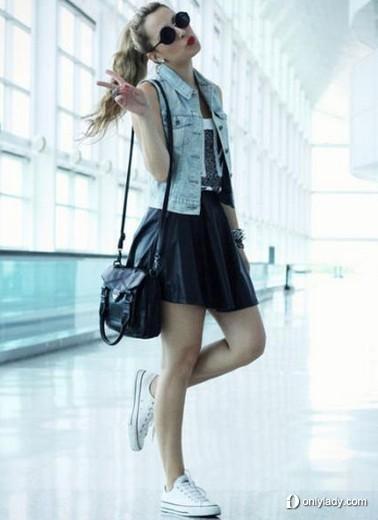 2013夏季女装混搭 时尚减龄走起来