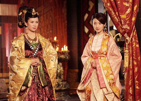 电视剧《兰陵王》美皇后王笛将与林依晨展开宫斗大戏