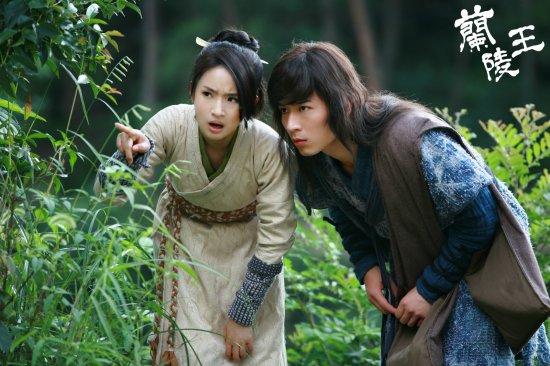 《兰陵王》魏千翔萌化观众玻璃心 黑骑士逆袭护林依晨