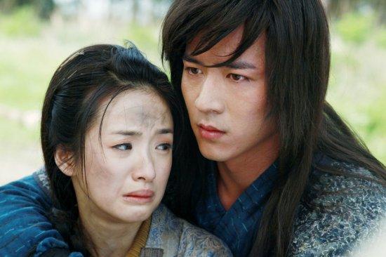 《兰陵王》魏千翔用生命诠释爱 悲情守护林依晨