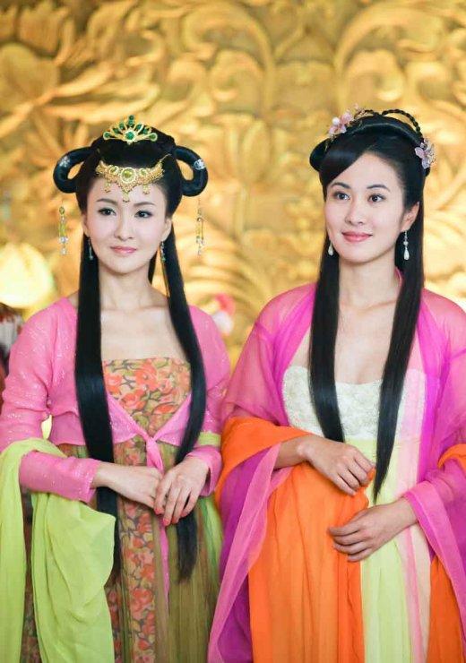 电视剧《紫钗奇缘》完美收官郑亦桐叶璇演姐妹
