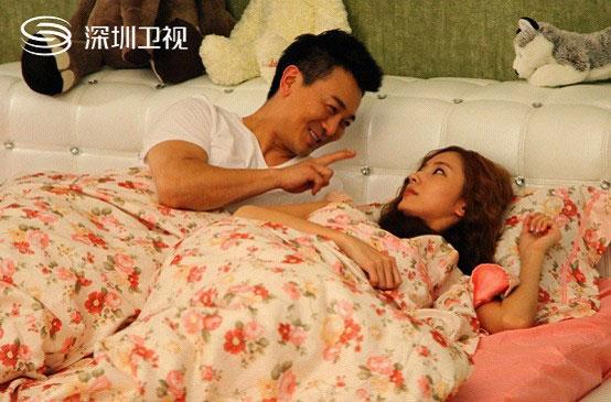 《小两口》韩彩英变小白兔 中韩巨星演绎恋爱兵法