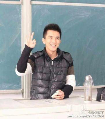 最帅高数老师
