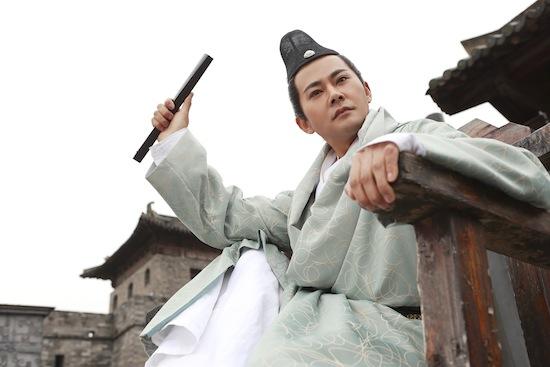 电视剧《天龙八部》热播 宗峰岩:曾不小心伤到对手