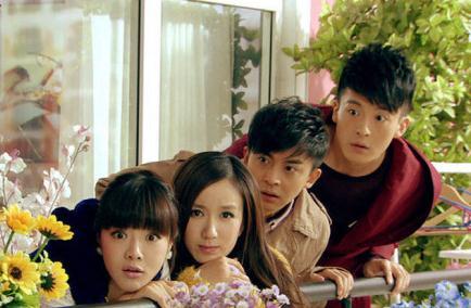 电视剧《爱情公寓4》今晚登陆四大卫视 周杰伦来客串