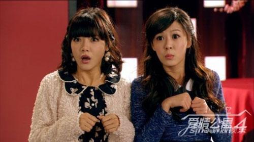 电视剧《爱情公寓4》开播 邓家佳打造百变戏痴