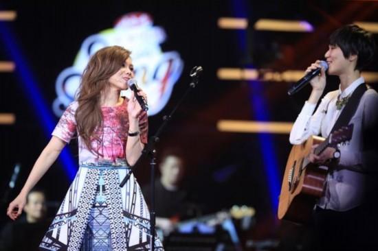 《中国好歌曲》第二期再夺全国收视冠军 神曲蹿红
