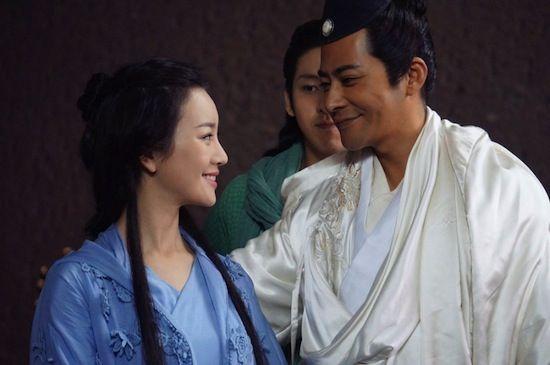 电视剧《天龙八部》造型引争议 宗峰岩:定妆时也曾吓一跳
