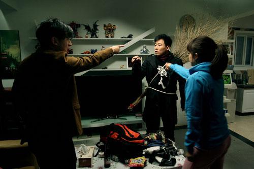 电视剧《我的儿子是奇葩》热播 佟大为孙大川郭家铭汇聚