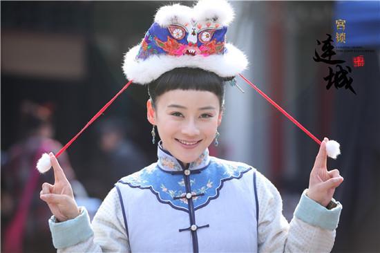 电视剧《宫锁连城》开局火爆 袁姗姗势头不逊杨幂