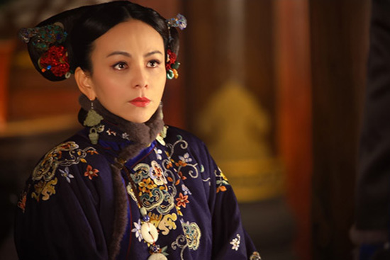电视剧《宫锁连城》王琳偷龙转凤 袁姗姗秒变灰姑娘