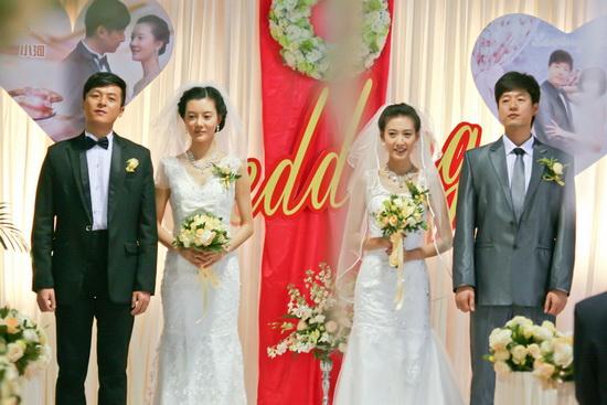 电视剧《别逼我结婚》江西卫视将收官 上演浪漫集体婚礼