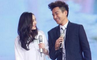 想把我唱给你听杨幂刘恺威跨年 湖南卫视秀恩爱