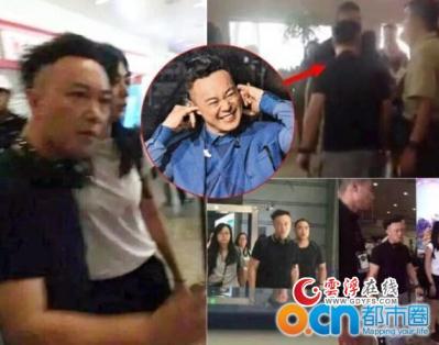 陈奕迅被曝机场发飙 真机竟是被逼无奈