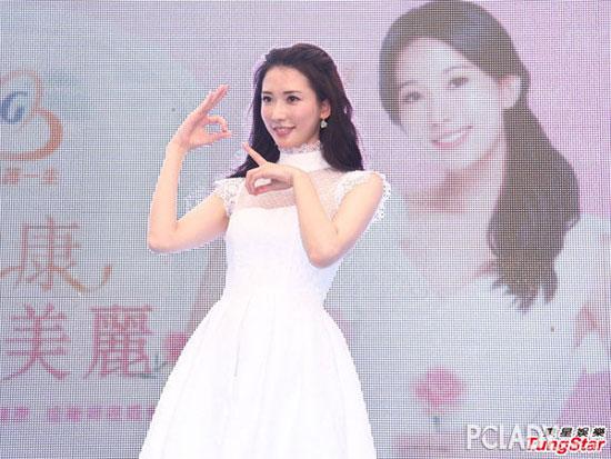 台湾百大美女排行榜 郭雪芙蝉联第一林志玲跌出前五名