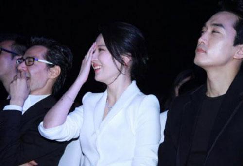 刘亦菲宋承宪现身 秀恩爱破分手传闻