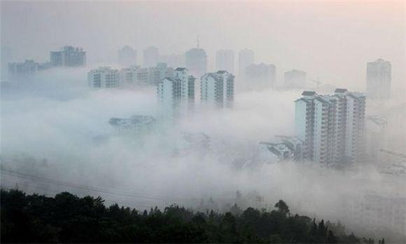 雾霾从北向南移动 互联网重心是否也在转偏移