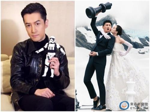 刘诗诗吴奇隆大婚 胡歌因父亲骨折未参加