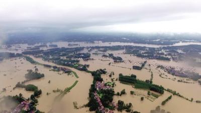 武汉特大洪水