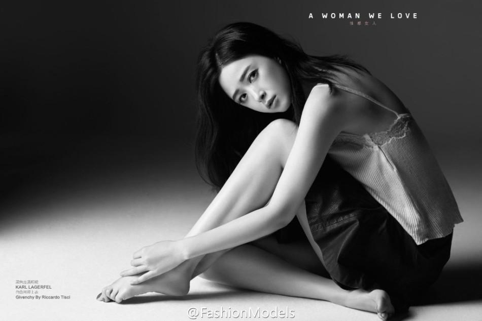 蒋欣大尺度出镜 演绎《Esquire时尚先生》7月刊女性专题大片