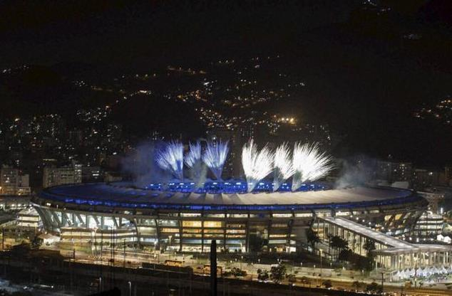 里约奥运会开幕式 少花钱同样有精彩奥运会开幕式