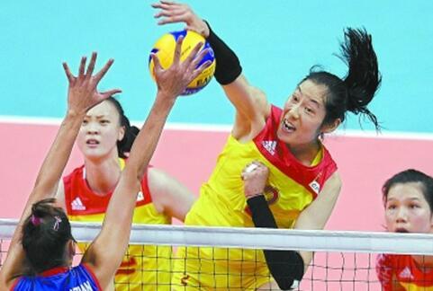 朱婷将赴国外打球 郎平:排球运动需要全民普及