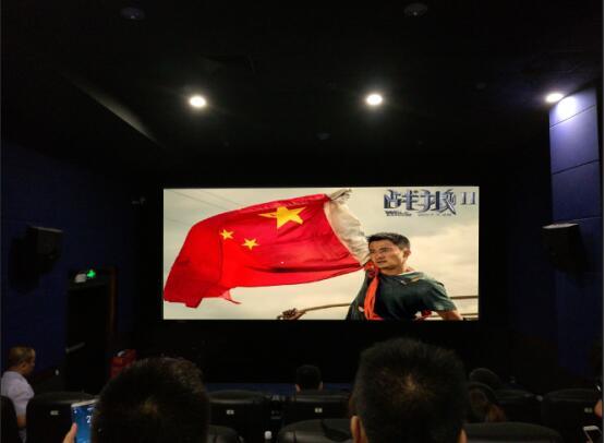 吴京导演主演《战狼2》 票房亚洲居首位达48亿