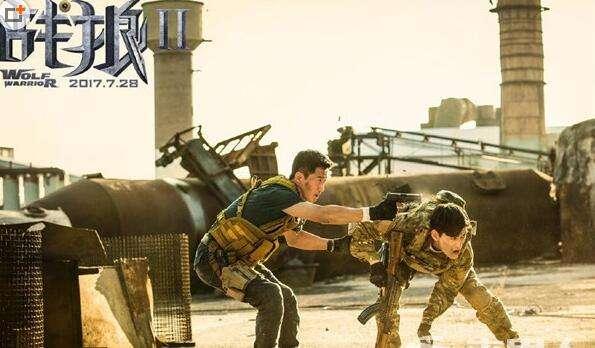 4公司声讨战狼2 责任是归片方还是发行方