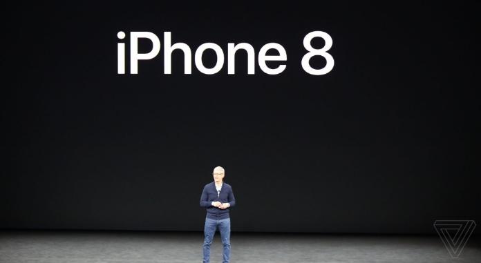 iphone8发布 全面屏iPhone X顶配版本接近万元