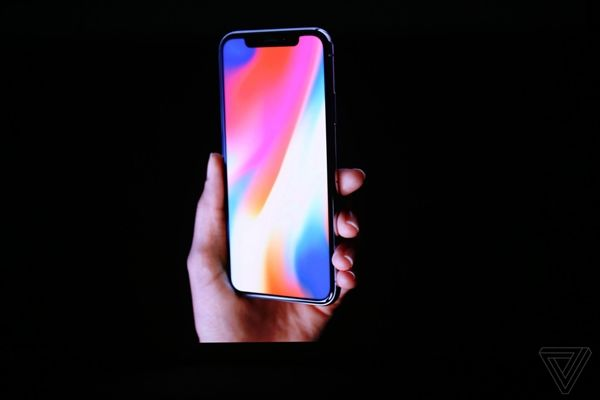苹果新机人脸识别 iPhone X放弃Touch ID
