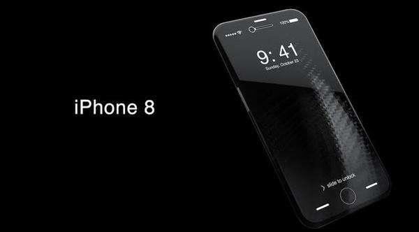 iphone8发布 iPhone X正式成为首款全面屏手机