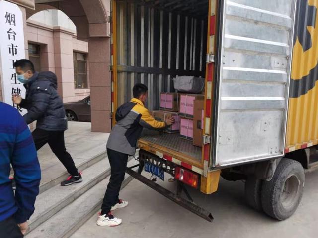 9省30万件救援物资直达武汉协和!红会调整定向捐赠流程